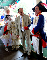 New orleans events, New Orleans Bastille Day