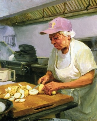 Leah Chase New Orleans Museum of Art