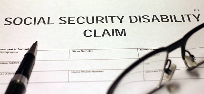 How Do You Apply For Social Security Disability Benefits? - social security disability form