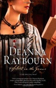 Silent In The Grave Deanna Raybourn Book Cover