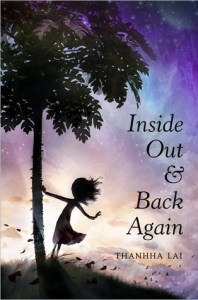 Inside Out And Back Again Thanhha Lai Book Cover, Book Review