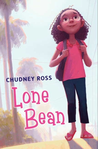 Lone Bean Chudney Ross Book Cover
