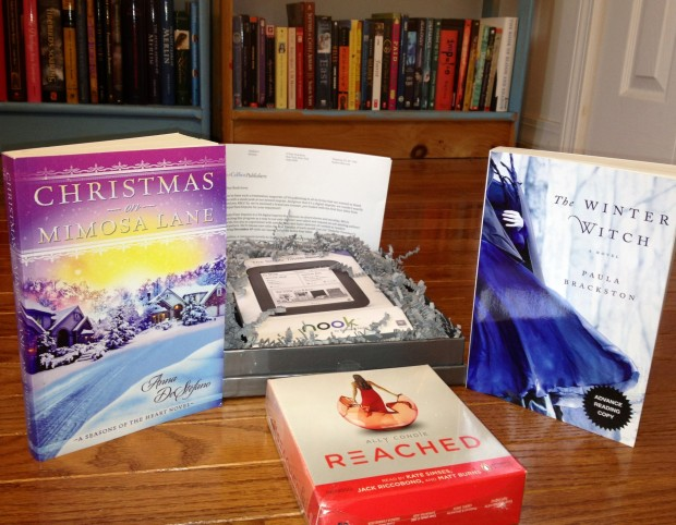 Christmas On Mimosa Lane, Nook, Reached, The Winter Witch