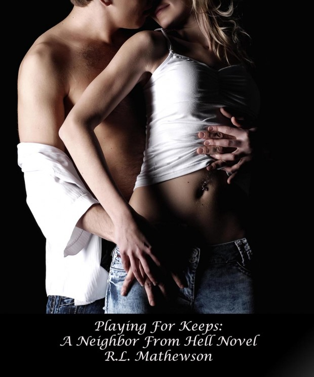 Playing For Keeps RL Mathewson Book Cover