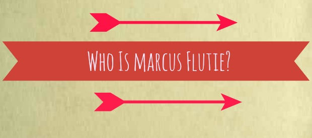 Who Is Marcus Flutie | Good Books &amp; Good Wine
