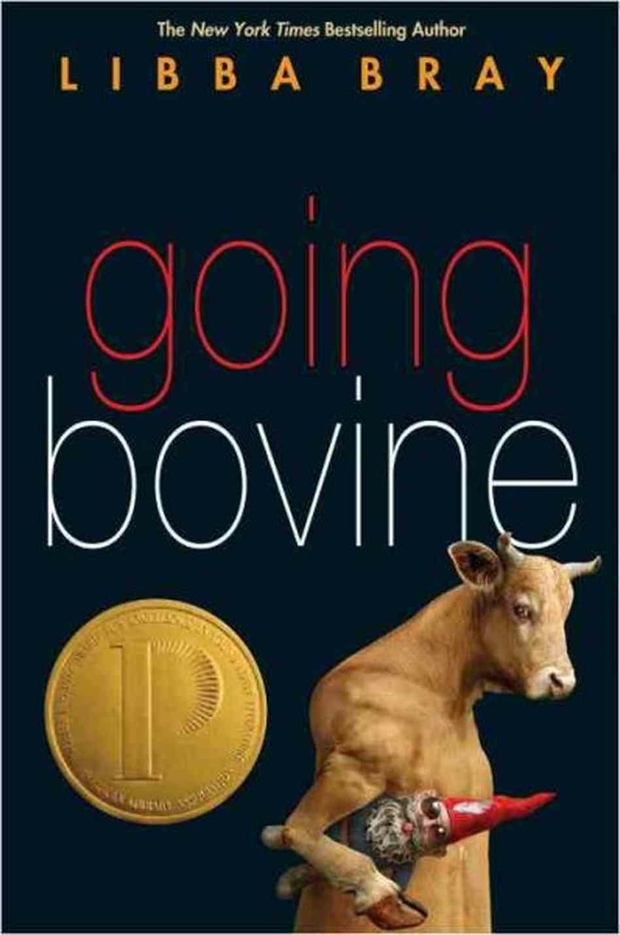 Going Bovine by Libba Bray | Good Books And Good Wine