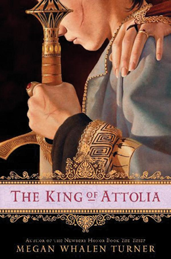The King Of Attolia by Megan Whalen Turner | Good Books And Good Wine