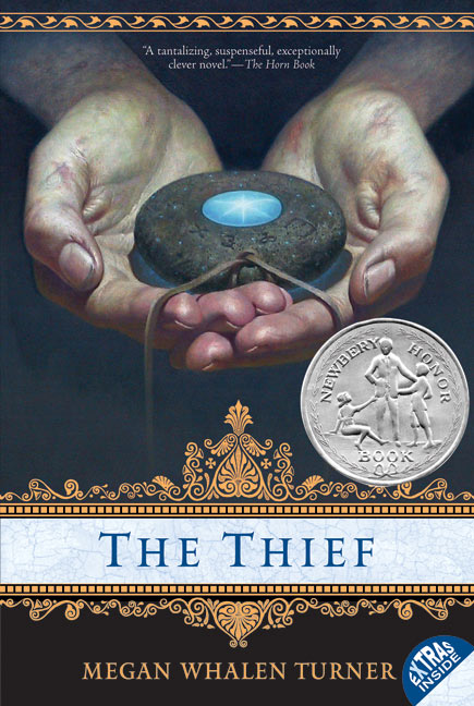 The Thief by Megan Whalen Turner | Good Books And Good Wine