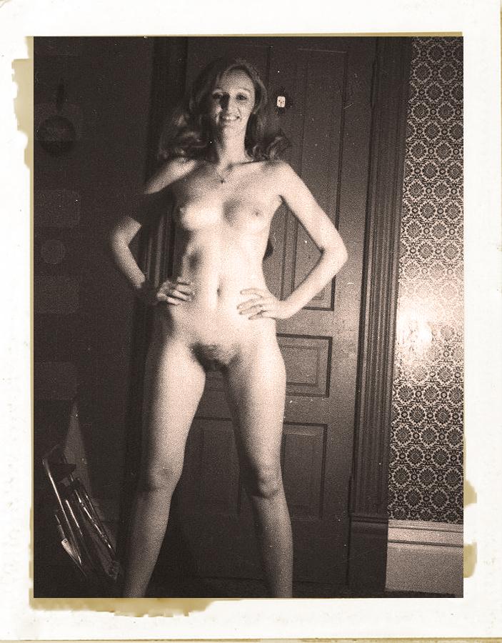 nude family polaroids