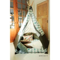 DIY: make your own tipi / teepee tent - Goodlives