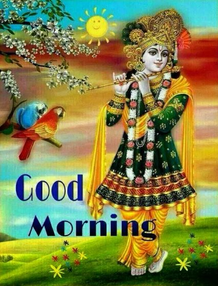 Gud Morning Wallpaper With Quotes In Hindi Good Morning God Images In Hindi Bhagwan Good Morning Images