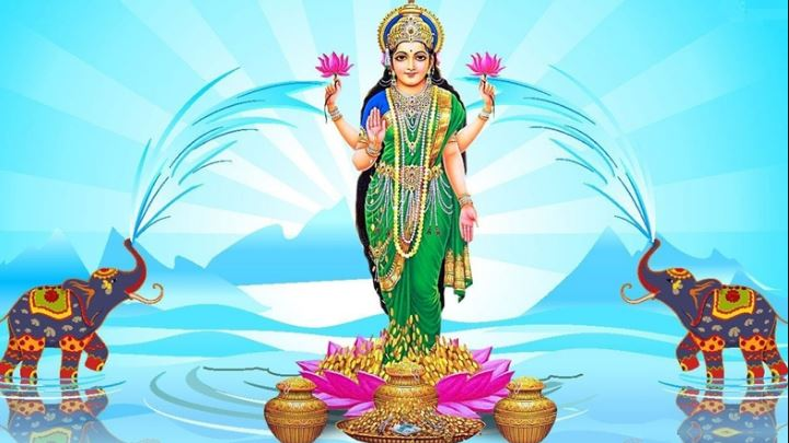 Bhakti Wallpaper 3d Hd Download Goddess Lakshmi Wallpaper Picture Images Photo Full