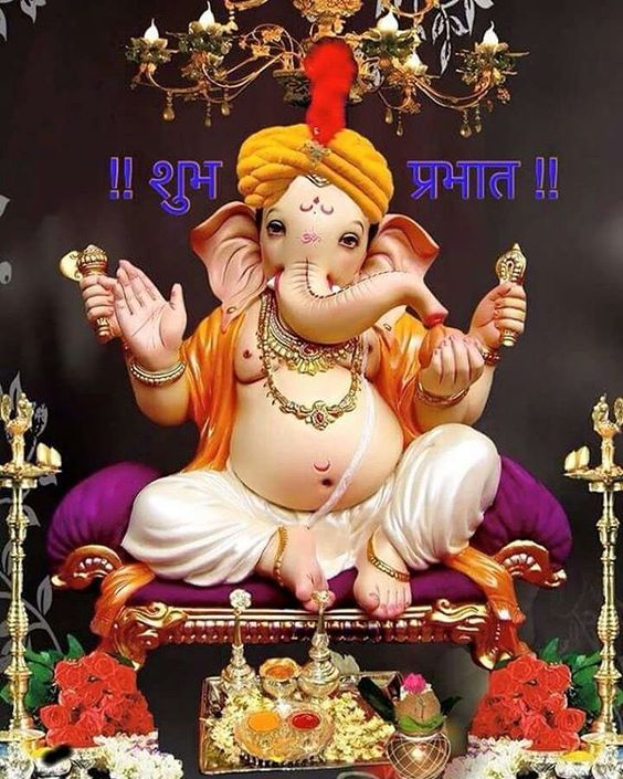 Vinayagar Animation Wallpaper 83 Good Morning Ganesh Images Amp Hd Ganesha Photos For