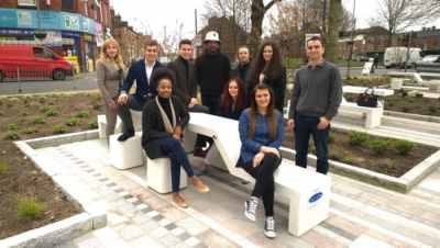 Youth Group's Tiber Square Opens In Toxteth | Good News ...