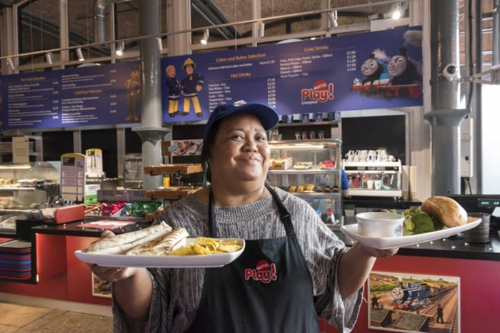 New Menu And Catering Manager Announced At Mattel Play! Liverpool