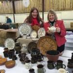 Fiona bruce dec 2015Alsager Pottery