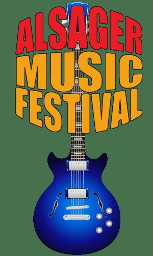 alsager music festival logo
