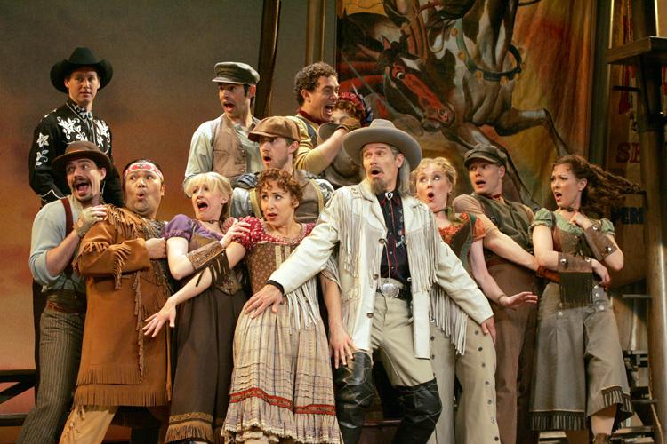 Goodspeed Musicals Annie Get Your Gun