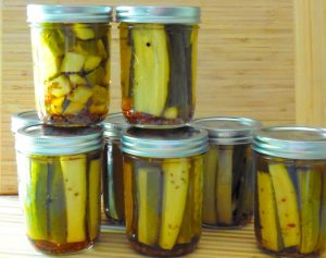 pickles dill 300x237 Easy and Quick Dill Pickles