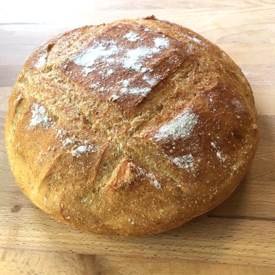 No-knead bread!
