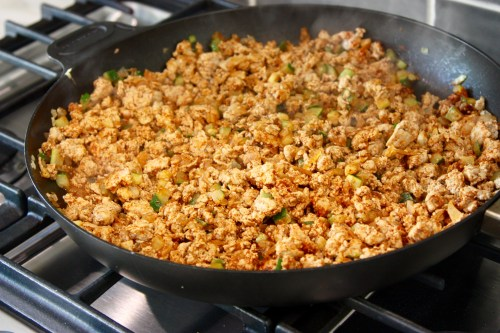 Medium Of Ground Turkey Tacos