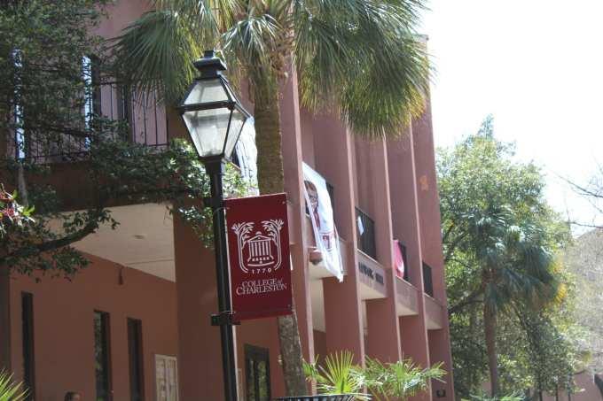 College of Charleston//GoodTomiCha.com