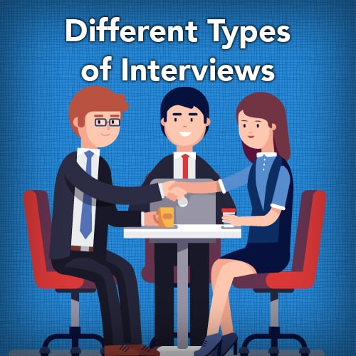 Different Types of Interviews Goodwill of Central and Northern