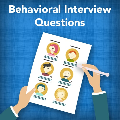 Behavioral Interview Questions Goodwill of Central and Northern