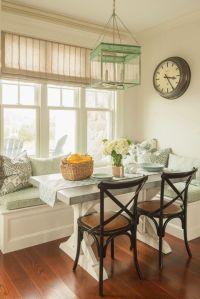 Home design ideas: Breakfast nook table - goodworksfurniture