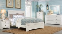 White bedroom furniture: Makes you bedroom classy ...