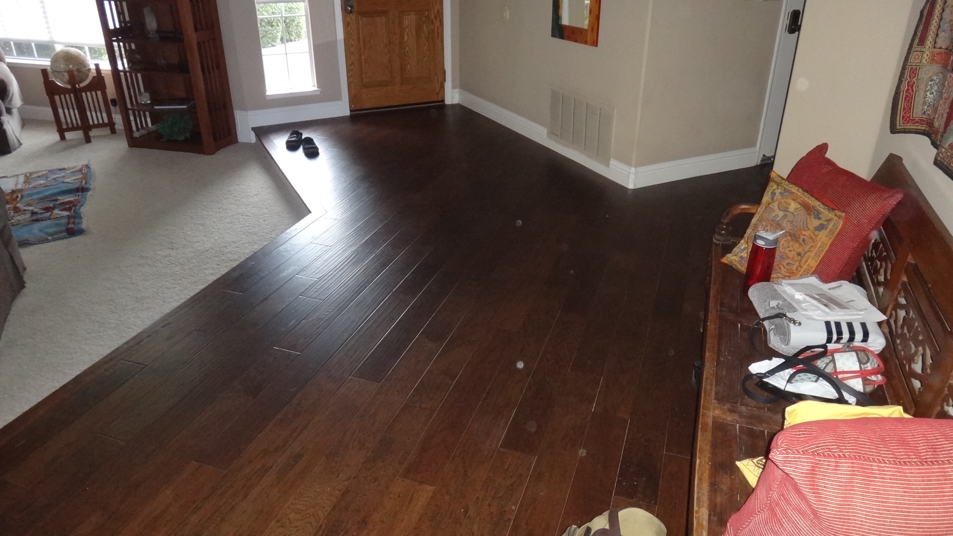 Four Major Advantages Of Carpet And Flooring