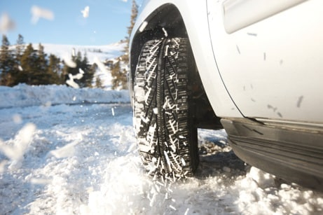 How Cold Weather Affects Tire Inflation Goodyear Tires