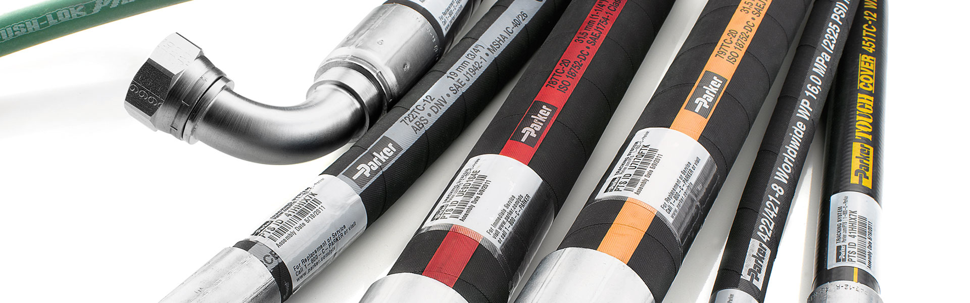 Hydraulic Hose Repair, Industrial Hose & Rubber Product Sales