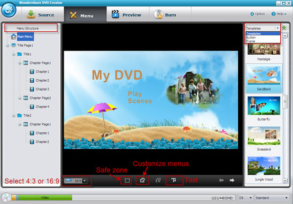 How to Burn iPhone Recorded Video to DVD Disc with DVD Creating Software