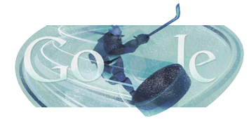 Google Doodle Hockey