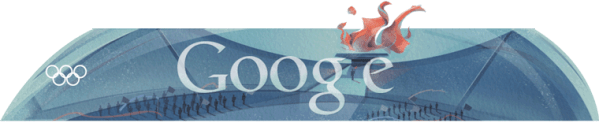 Google Doodle Olympische Spiele 2010