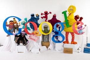 Sesame Street Ensemble Behind The Scenes