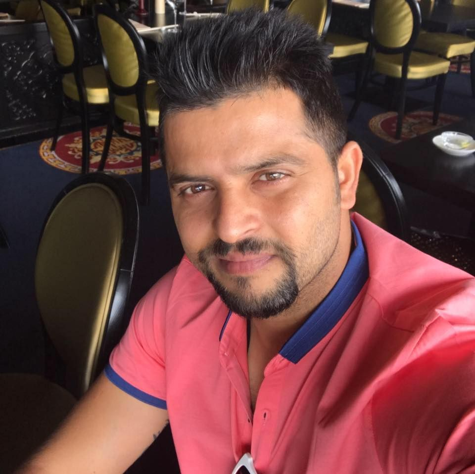 Cute Indian Baby Images For Wallpaper Suresh Raina Personal Life Photos And Selfies With Friends