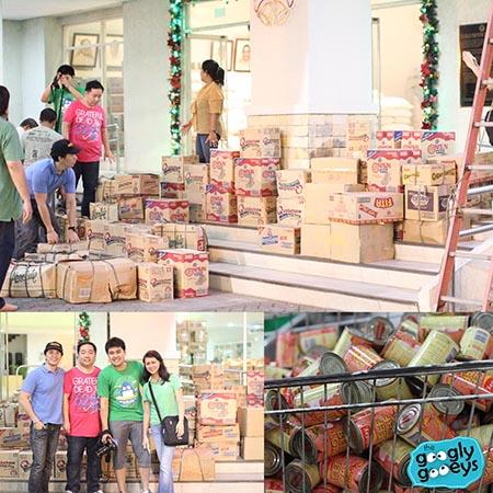 Iloilo Yolanda Relief Efforts