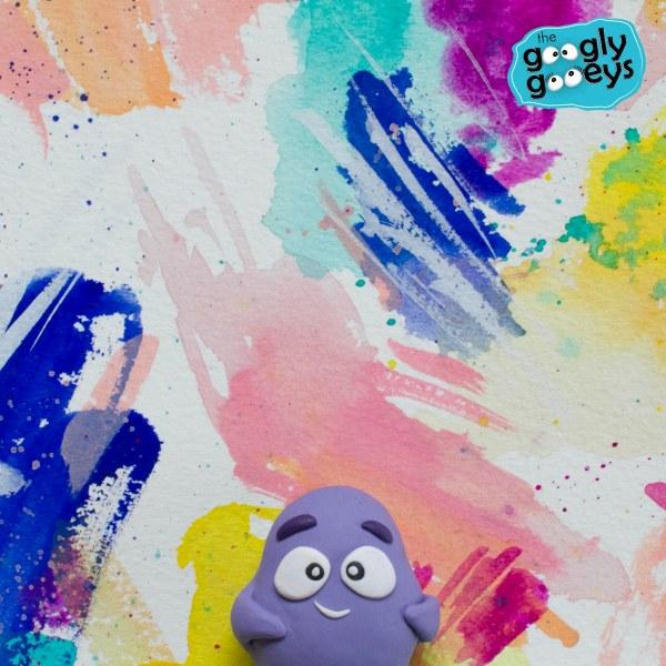 Tiny Pea: New Googly Character