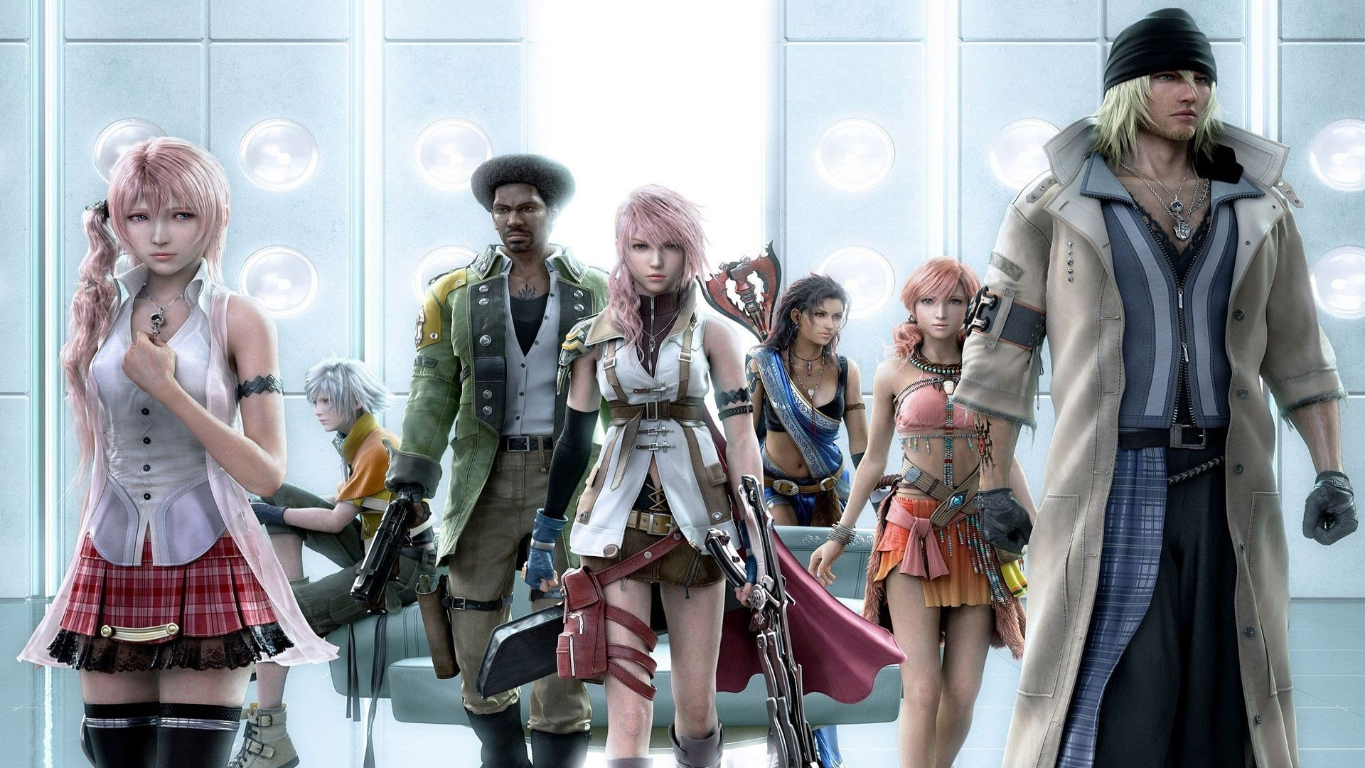 Really Cool 3d Wallpapers Is Final Fantasy Xiii Really That Bad Goomba Stomp