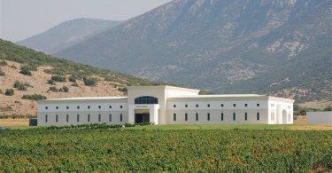Το οινοποιείο, το οποίο εμπνεύστηκε και δημιούργησε ο αρχιτέκτονας Παναγιώτης Χατζήνας, είναι ένα κτίσμα μοντέρνο, πρωτοποριακό, έκτασης 3000 τ.μ και βρίσκεται στη βόρεια πλευρά του αμπελώνα στα Κοκκινόγεια.