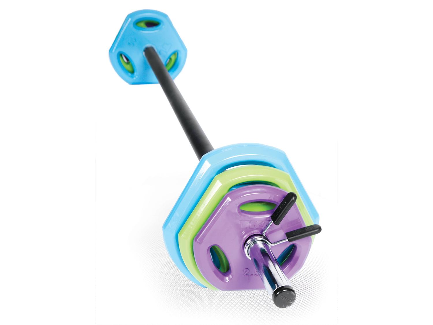 Cardio Pump Group Barbell Set Gopher Performance