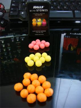 Caja + Pastillas MiniStones