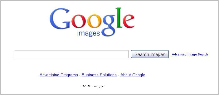 Google Images: resultados y recuerdos
