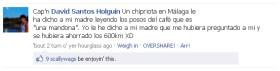 Un chipriota en Málaga le ha dicho a mi madre…