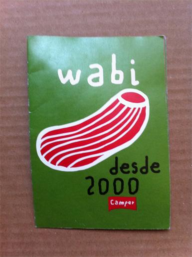 Flyer Wabi-Camper 1