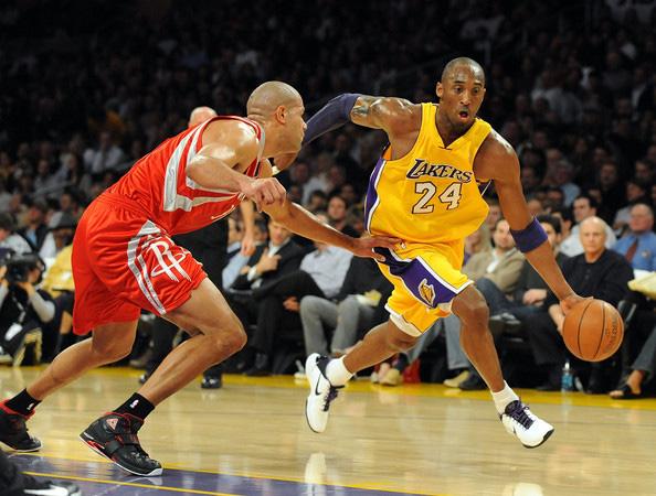 Shane vs Kobe