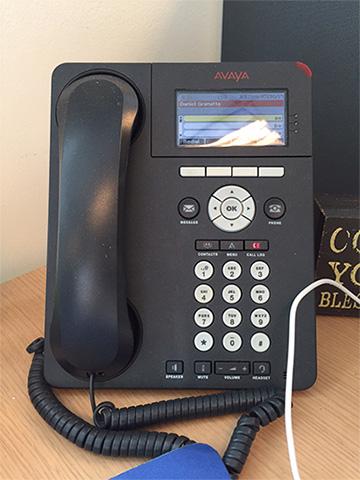 Teléfono ALMA