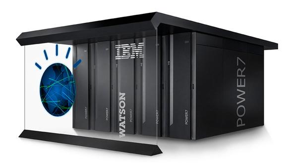 Watson computer